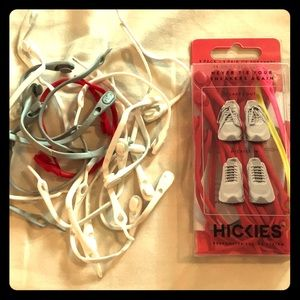 Hickies lacing system